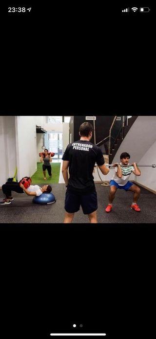 Entrenamiento Crossfit - Boxeo - Funcional