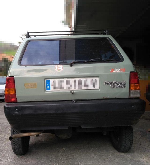 Fiat Panda 1986