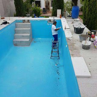limpieza Reforma de piscina