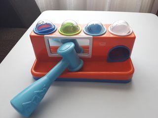 Martillo juguete