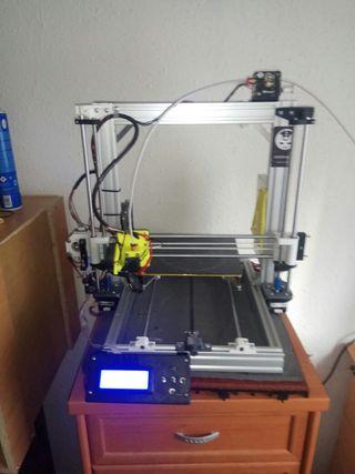 impresora 3D con muchas mejoras