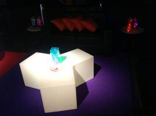 Mesa de diseño polietileno