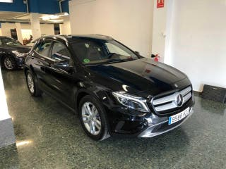 Mercedes GLA 250i 4MATIC 210cv Automático + Levas en Volante