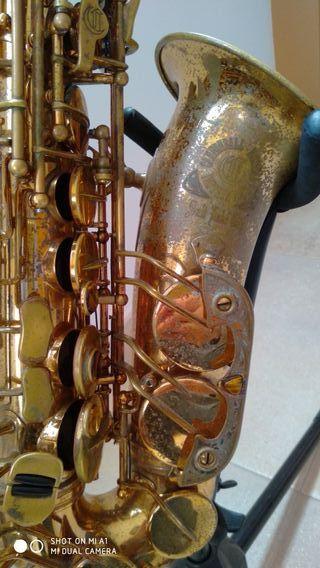Saxofón alto Cannonball