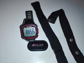 Pulsómetro Gps polar RC3-GPS