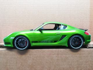 Teledirigido Porsche Cayman