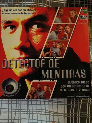 JUEGO DETECTOR DE MENTIRAS