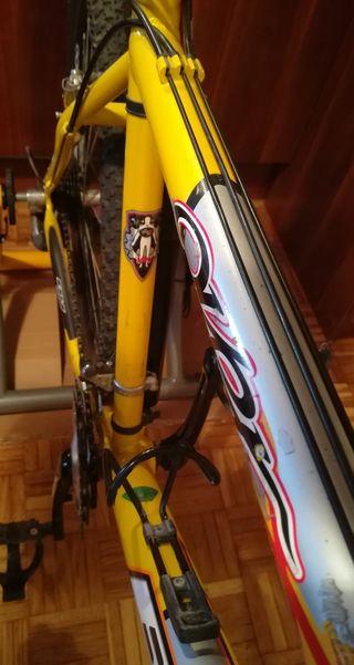 Bicicleta montaña btt bh.
