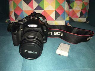 Camara de fotos reflex Canon