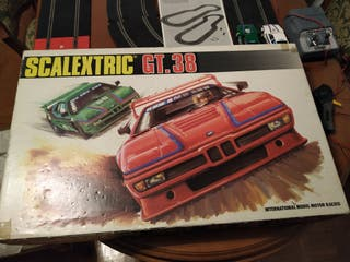 Scalextric GT38