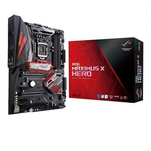 Asus Maximus Hero X 8700k