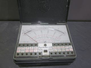 Tester ICE Milano mod.Supertester 680R