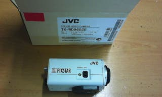 JVC TK-WD9602 Security Camera. Equipo Demostración