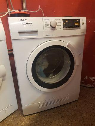Lavadora secadora Siemens de 7 kilos