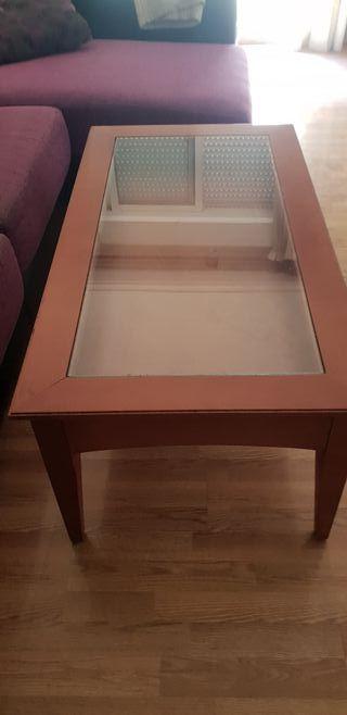 mesa de comedor.doble altura