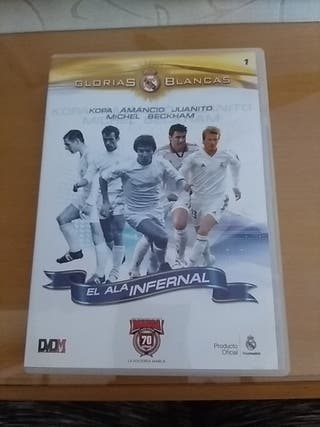 dvd documental RM