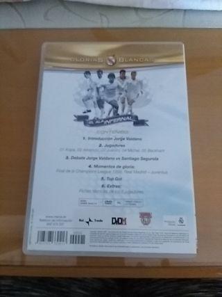 dvd documental RM