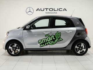 smart forfour ELECTRICO