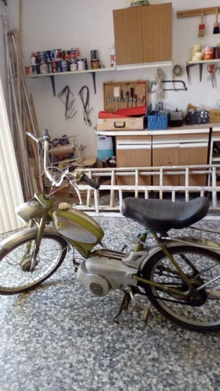 Ciclomotor Clasico.