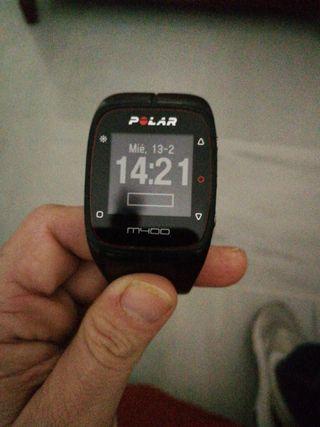 reloj GPS m400