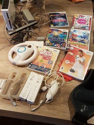 Nintendo Wii blanca ocasion¡¡¡