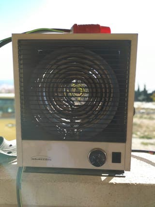 calefactor Industrial Gabarron