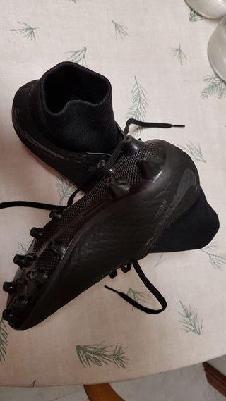botas de tacos del número 39 una sola puesta