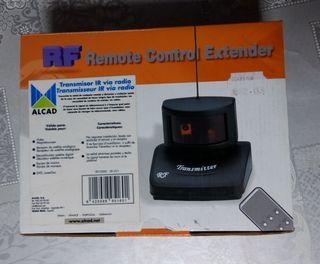 Transmisor IR via radio (mando a distancia)