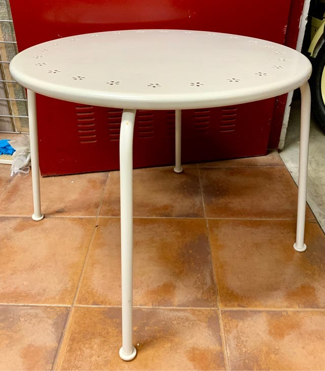 Conjunto mesa y silla infantil