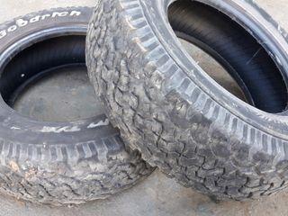 neumáticos bfgoodrich 225/70/16