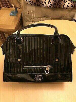 Ted Baker Black Leather Handbag