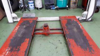Elevador 4 Columnas 4000 kgs