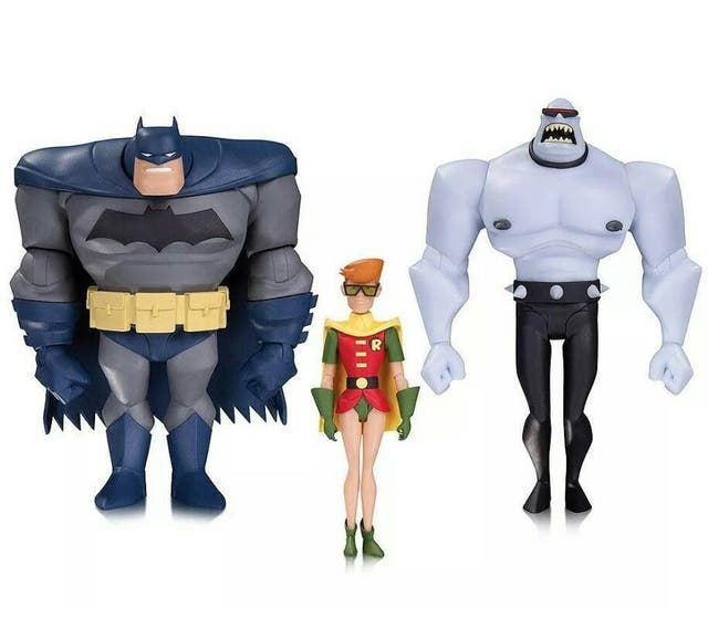 The New Batman Adventures - Batman, Robin & Mutant