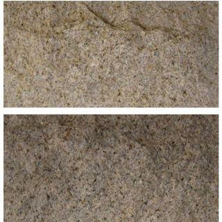 Piedra Escarfilado Granito Rústico Amarillo 20Xll