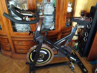 bicicleta de spinning