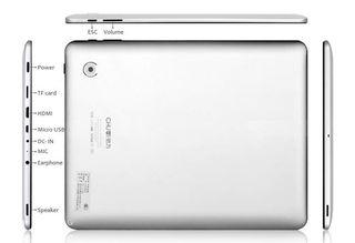 Tablet Chuwi v99 quad core como nueva!