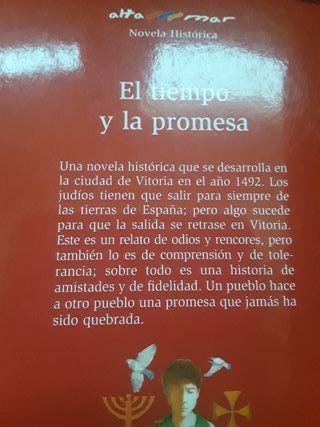 Libro El Tiempo y la Promesa
