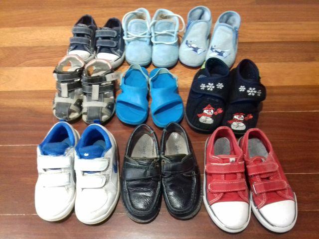 d353b6d6c2d Zapatos de niño o niña de la talla 21 a 28 de segunda mano por 5 ...