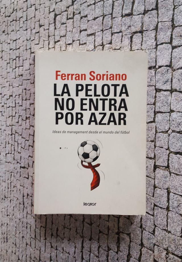 LA PELOTA NO ENTRA POR AZAR. Libro de segunda mano por 4 € en ... 31390a47f8aec