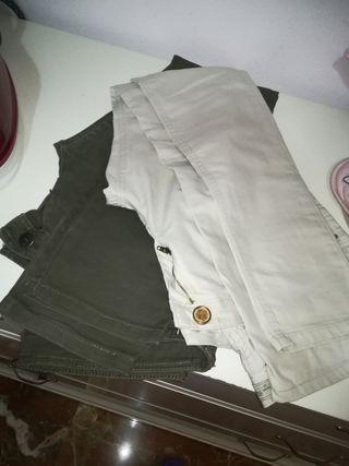 pantalones señora