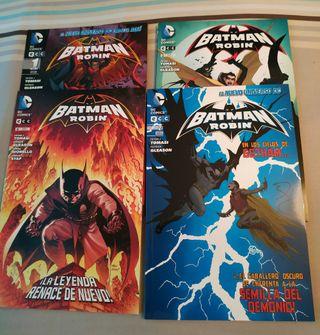 Batman ecc 4 numeros