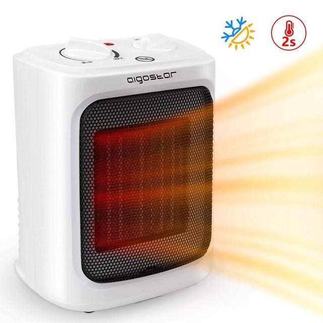 Calefactor cerámico sin estrena