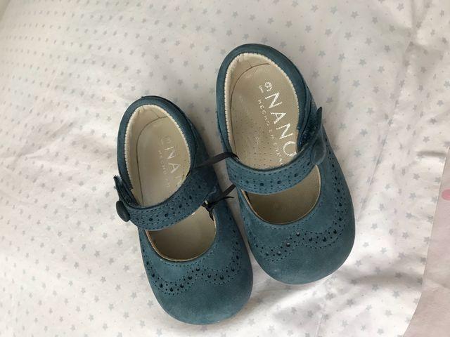 1f52cf206b Zapatos bebé niña Nanos de segunda mano por 18 € en Sant Cugat del ...