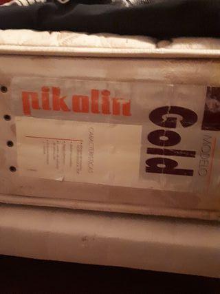 Cama PIKOLIN 190x150 cm