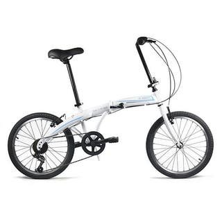 "Bicicleta Plegable 20"" 6v NUEVA Folding Bike"