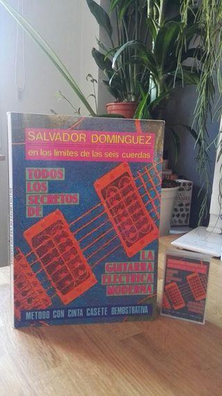 Salvador Domínguez En límites de las seis cuerdas