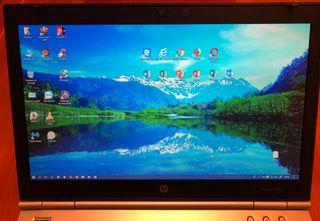 ¡LEER! Portátil HP EliteBook 4G SSD