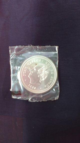 moneda 2000 ptas