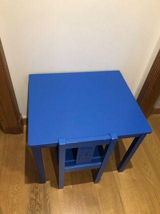 Ikea Y 20 Segunda Por Mesa Iedh29 De Niños Silla Mano Nw0vn8Om