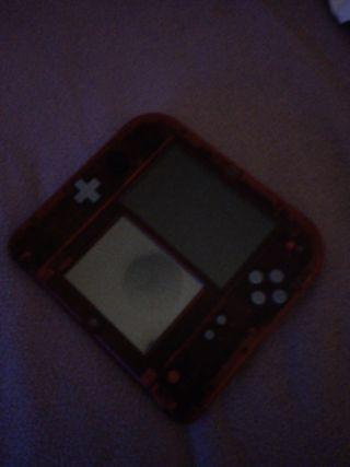 Nintendo 2DS Roja